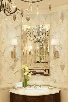 The St. Regis Abu Dhabi—Ladies Restroom