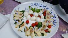 Cheese tasting on the Amalfi Coast