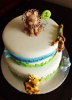 Fondant Lion~