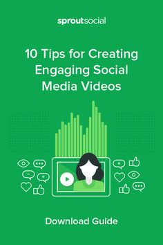 Social media professionals can all agree that video content is a critical component to furthering their brand's reach and engagement, but not all of us know how to create those videos. Even those that do could still stand to learn a bit more about how to make those videos more engaging.
