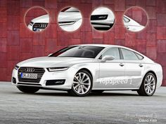 Audi A9 Expected To Arrive In 2016