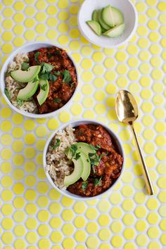 High Protein Vegetarian Chili