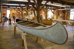 Salmon Falls Canoe: Shop Updates 9-5-2016