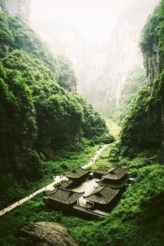 Chungking, Wulong