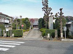 与楽寺 Yorakuji - Tabata, Kita-ku