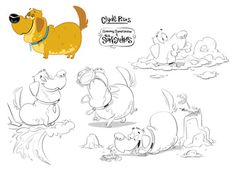 Category: Miah Alcorn - Character Design Page