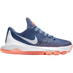 quality design 003e1 1a8c9 Updated with Flywire technology, the new Nike® KD 8 basketball shoe keeps  your young