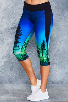 Aurora Skye Combat Pants - LIMITED ($100AUD) by BlackMIlk Clothing