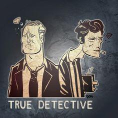 Blog d'un robot: True Detectiv'