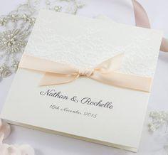 DIY Vintage Spitze Einladungskarten für Hochzeit | Optimale Karten für Verschiedene Anlässe