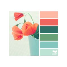 flora hues ❤ liked on Polyvore featuring backgrounds, color palettes, design seeds, colors and art