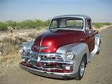 1955 Chevy Stepside Truck - True Chevy Stepside, Chevy Pickups, Chevy Pickup Trucks, Old Trucks, 1955 Chevy, Hot Rods, Box, Leather, Snare Drum