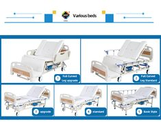 Wholesale Cheap price patient aluminum alloy 3 crank manual hospital medical equipment bed with with toilet for sale From m.alibaba.com Toilets For Sale, Bed Price, Hospital Bed, Commercial Furniture, Medical Equipment, Trading Company, Aluminium Alloy, Manual, Textbook