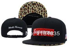 056c15919bc 1 PC lot Supreme Snapback Cap Men women s Basketball Football Hip Pop Baseball  Cap Adjustable