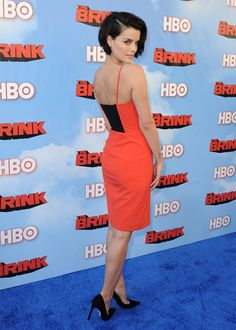 "breathtakingwomen:  Jaimie Alexander at the ""The Brink"" Hollywood Premiere, Los Angeles (8 June, 2015)"