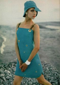 Image from L'Officiel magazine (1968)