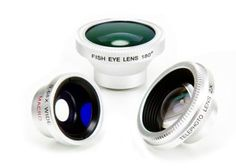 2013 Holiday Gift Guide: Gift Ideas For Techies {Photojojo lenses!}