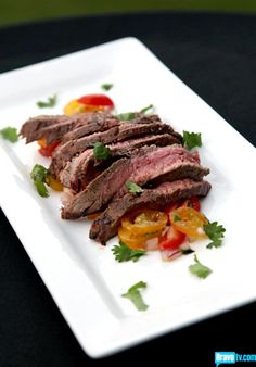 Chef Roble and Co Season 1 - All in His Grill - Grilled Flank Steak