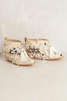 Marrakesh Booties #anthropologie