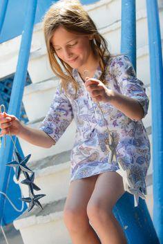 Julia Mayer for Pasito a Pasito. Photo by Marta Bacardi. Sugar Kids agency.