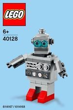 Lego Toy Robot Parts & Instructions March 2015 Monthly Mini Model Build 40128