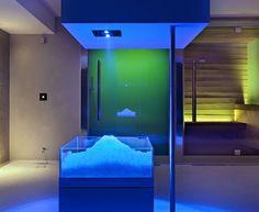 Fontaine de glace - Spa Hotel Koh-I Nor 5* Val Thorens