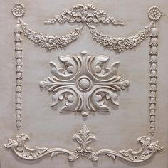 Efex Furniture Appliques - BrushStrokes by Mary Anne Steel Furniture, Painted Furniture, Concrete Furniture, Furniture Makeover, Diy Furniture, Primitive Furniture, Furniture Refinishing, Furniture Hardware, French Furniture