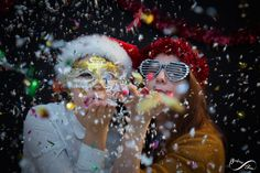 Party - Events - Confetti - Christmas Party
