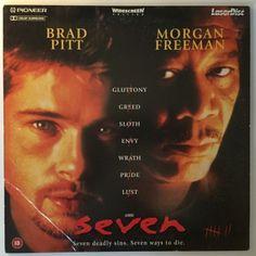 Seven Laserdisc