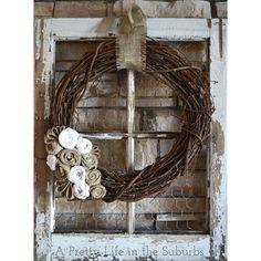 Wonderful Ways to Use Old Windows - The Cottage Market