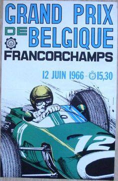 Grand Prix de Bélgica (12 de Junio, 1966)