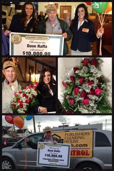 """Deborah Holland says.....Wow, Midland, PA must be a super-winning town! Not only is it the home of Dave Raffa, who just won $10,000.00, but on this Throwback Thursday we remember that the first-ever $2Million #PCH #Winner back in 1986 was Pat Keyes, also of Midland...See More Today Dave R from Midland PA won $10,000 through PCHlotto and plans on paying bills with the money! """"LIKE"""" this to say congrats!  #PCH #WINNER  (Smiles)"""