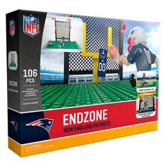 New England Patriots OYO Sports Generation 5 End Zone Set