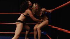 Frankie Zappitelli belly punches Julie