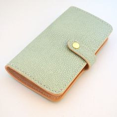 Phone Wallet Case iPhone Wallet Samsung Wallet Green