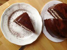 Míša dort  Víkendové pečení