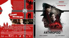 Anthropoid Blu-ray Custom Cover