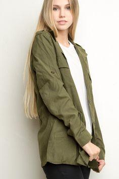 Brandy ♥ Melville   Frances Jacket - Clothing