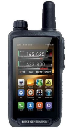 New Radio, dual-band, multi-mode, portable, radio, ham radio, VA3XPR, HT, handie talkie, DMR, D-STAR, C4FM, System Fusion, FM, digital