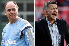 "Marcelo Oliveira desafia fama de ""rei de clássicos"" de Juan Carlos Osorio #globoesporte"