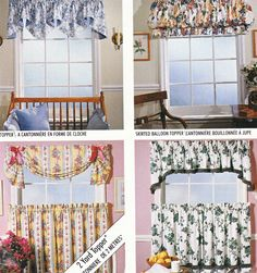 Free Curtain Patterns | Sewing Tutorials | Pinterest | Curtain Patterns, Sewing  Patterns And Patterns