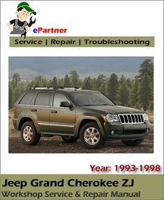 7 best jeep service manual images on pinterest jeep jeeps and rh pinterest com best jeep cherokee repair manual Jeep Repairs Do It Yourself