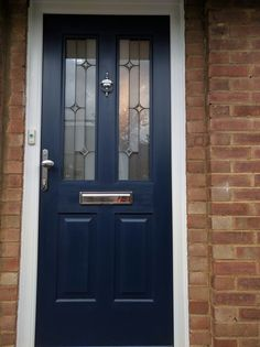 Composite rockdoor fitted in #Hemel Hempstead