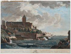Ingestorte Lappentoren door Hendrik Hoogers - 1784