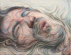 Kunstenaar Nikos Gyftakis