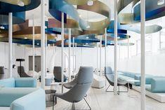 WATERCOLOR lounge | Nefa Architects