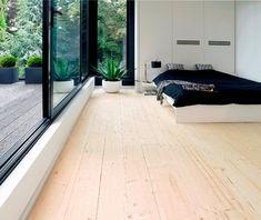 Slaapkamervloer - Nordic - Parket | Parket in Scandinavische stijl | Hoebeek