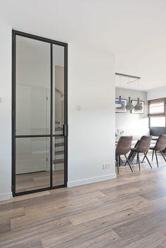 Lifs interieuradvies & styling www. Door Design Interior, Interior And Exterior, Interior Decorating, Dental Office Design, Iron Doors, Steel Doors, Home Decor Kitchen, Interior Inspiration, Architecture