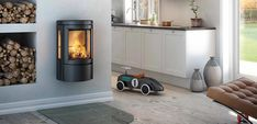Wood stoves from HWAM - HWAM Intelligent heat