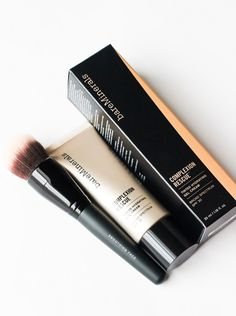 NEW @bareminerals Complexion Rescue (gel to cream formula) Improves skin hydration by 200% after a week.